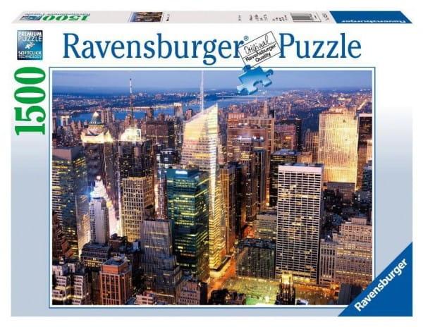 Пазл Ravensburger 16226 Центр Манхэттена - 1500 деталей