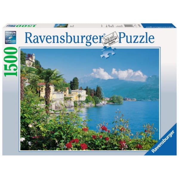Пазл Ravensburger 16253 Вилла у моря - 1500 деталей