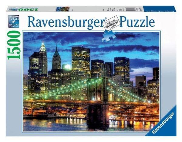 Пазл Ravensburger 16272 Небоскребы Нью-Йорка - 1500 деталей