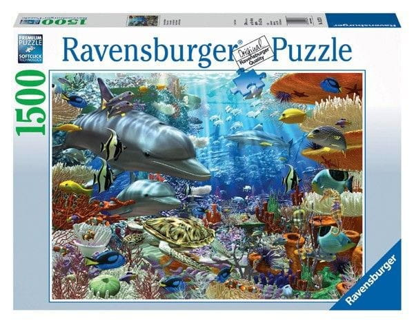 Пазл Ravensburger 16273 Подводный мир - 1500 деталей
