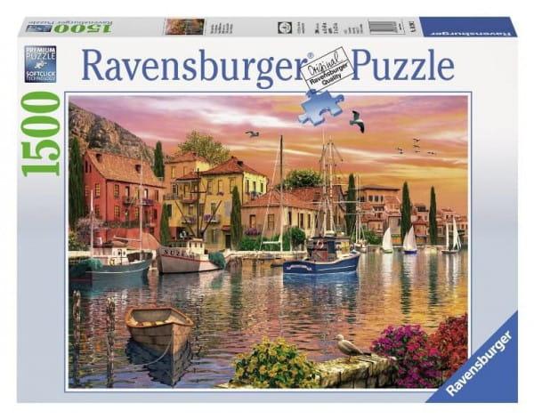 Купить Пазл Ravensburger Средиземноморье - 1500 деталей в интернет магазине игрушек и детских товаров