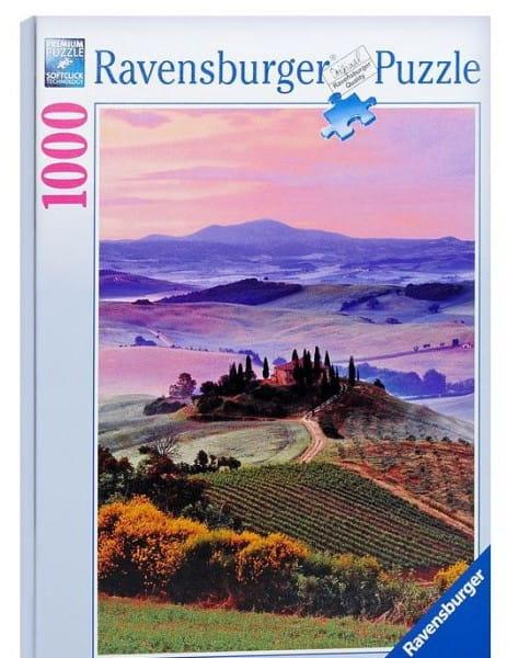 Купить Пазл Ravensburger Тоскана - 1000 деталей в интернет магазине игрушек и детских товаров