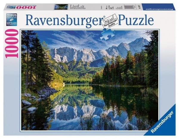 Пазл Ravensburger 19367 Озеро Эйб - 1000 деталей