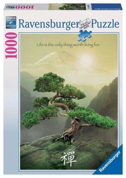 Купить Пазл Ravensburger Древо жизни - 1000 деталей в интернет магазине игрушек и детских товаров