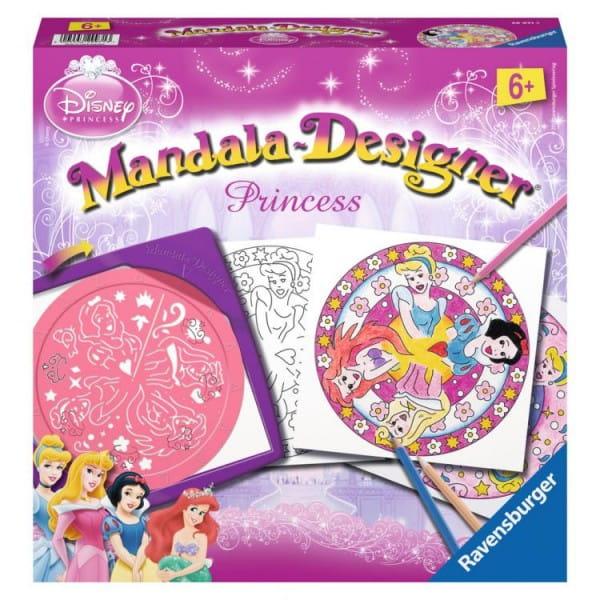 Мандала Ravensburger 29971 Принцессы
