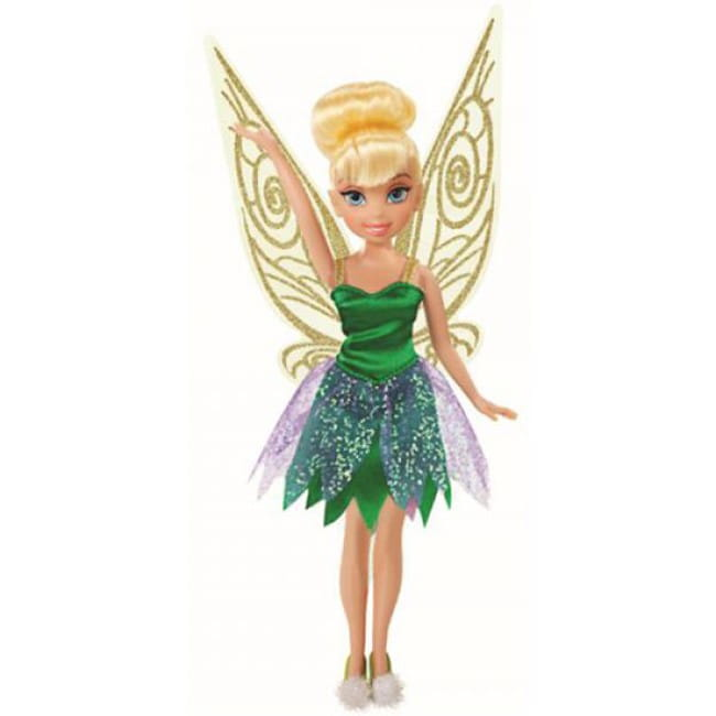 Кукла Disney Fairies 762730 Дисней Фея Классик 23 см - Динь-динь (Легенда о чудовище)