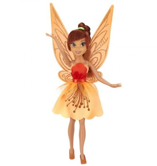 Кукла Disney Fairies 762730 Дисней Фея Классик 23 см - Фауна (Легенда о чудовище)