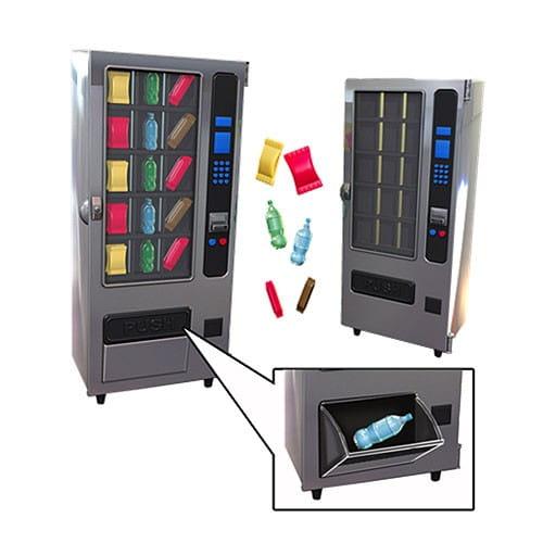 Купить Игровой набор miWorld Автомат для продажи еды и напитков в интернет магазине игрушек и детских товаров