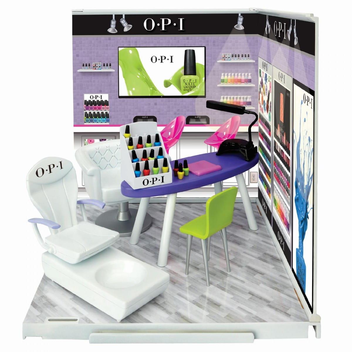 Игровой набор miWorld 69987 OPI Ногтевой салон