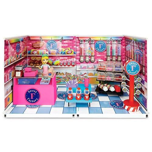 Игровой набор MIWORLD Большой магазин сладостей