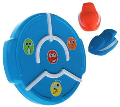 Купить Развивающая интерактивная игрушка Me n Dad Водяная мишень в интернет магазине игрушек и детских товаров