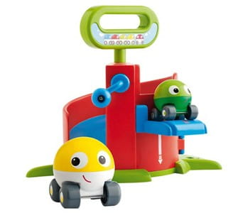 Купить Развивающая интерактивная игрушка Me n Dad Мини-паркинг в интернет магазине игрушек и детских товаров