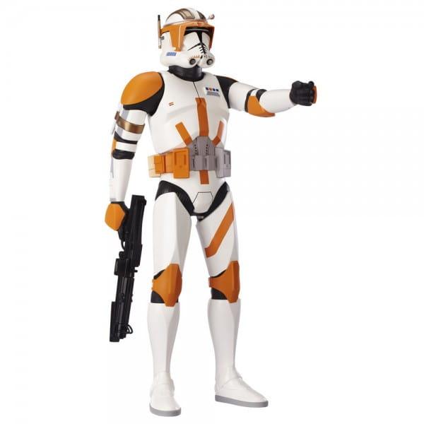 Фигура Big Figures Звездные Войны Star Wars Командер Коди - 79 см