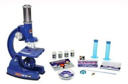 Набор Eastcolight с микроскопом - 50 предметов