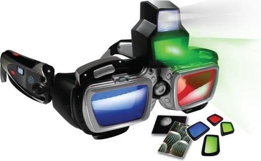 Шпионские 3D очки с камерой и диктофон Eastcolight