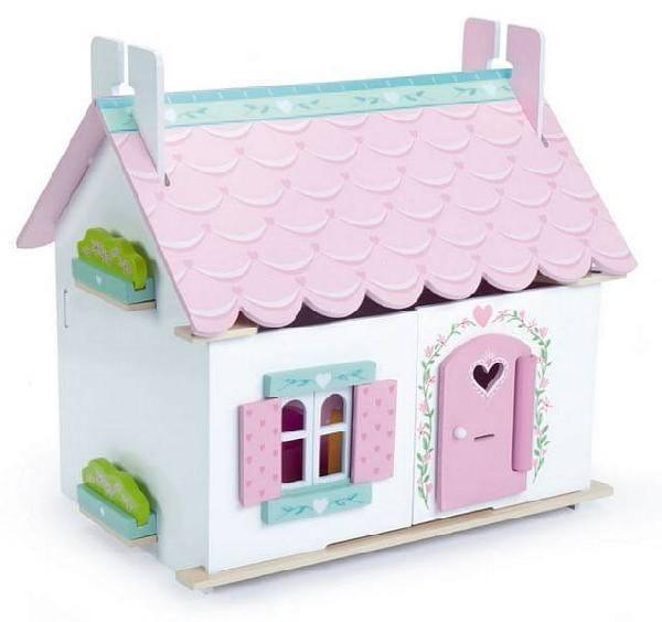 Кукольный домик с мебелью Le Toy Van Лили
