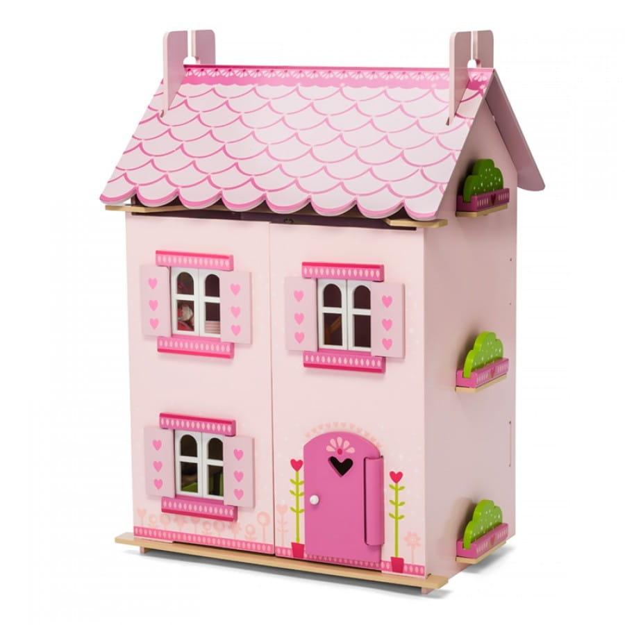 Кукольный домик Моей мечты с мебелью Le Toy Van