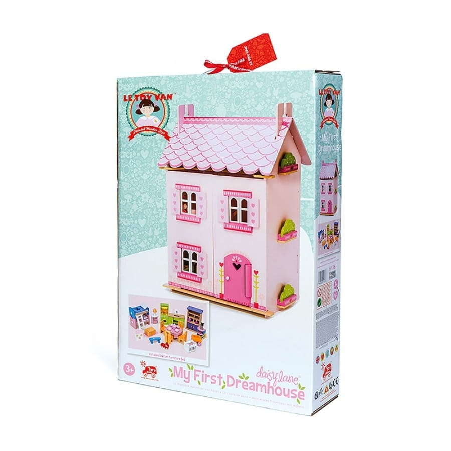 Кукольный домик Моей мечты с мебелью Le Toy Van H136