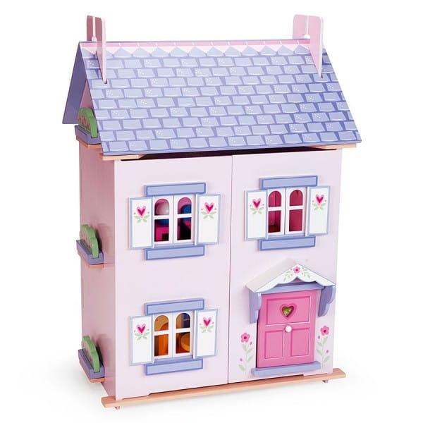 Кукольный домик с мебелью Le Toy Van Изабелла