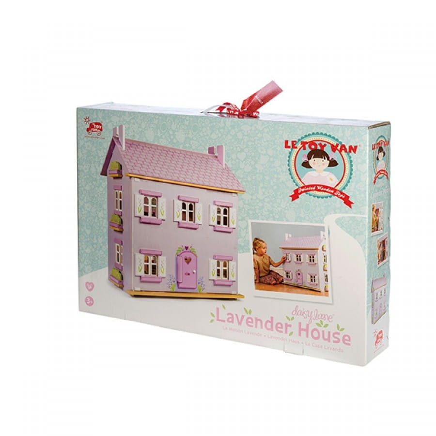 Кукольный домик Le Toy Van H108 Лавандовый