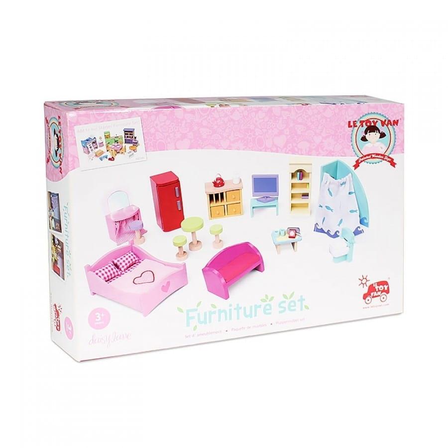Купить Базовый набор мебели Le Toy Van Люкс в интернет магазине игрушек и детских товаров