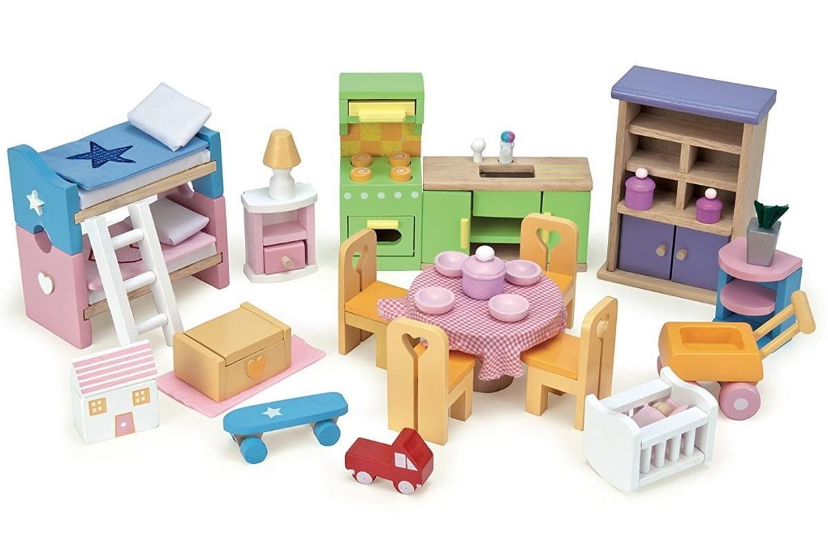 Базовый набор мебели Le Toy Van ME040