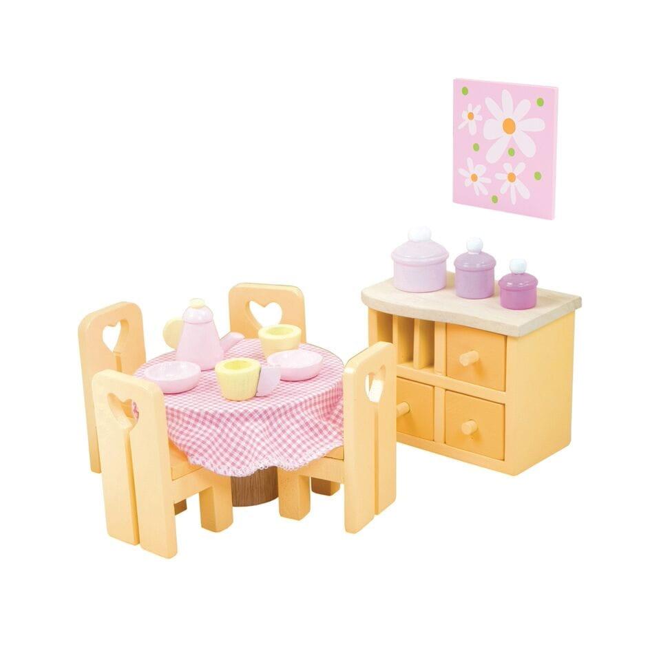Набор мебели LE TOY VAN Сахарная слива - Столовая