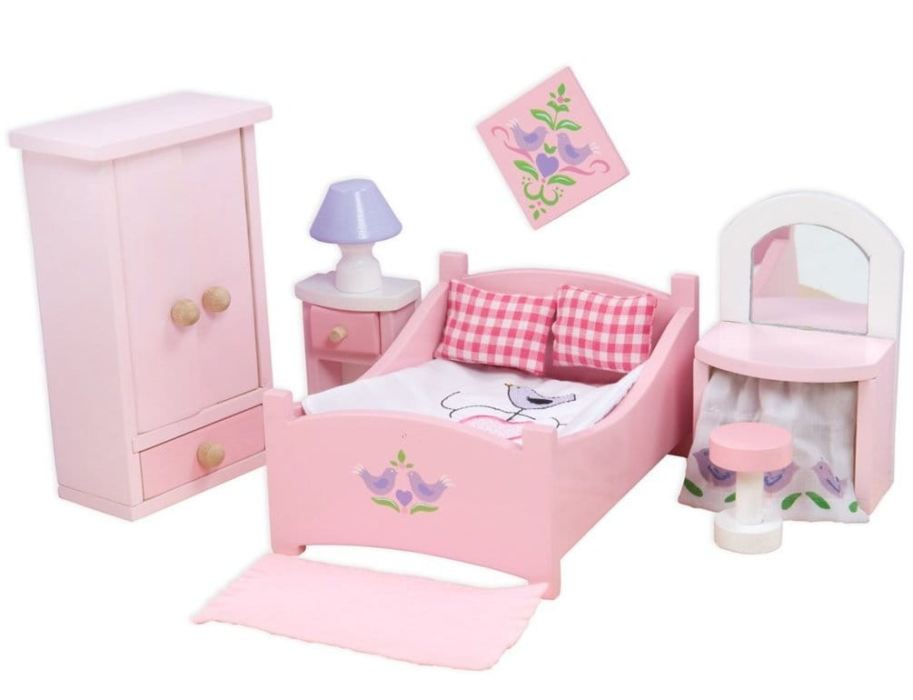 Набор мебели Le Toy Van ME050 Сахарная слива - Спальня