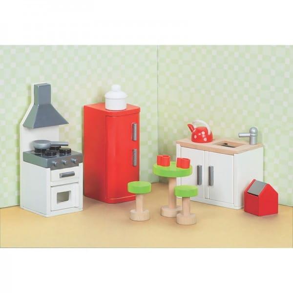 Купить Набор мебели Le Toy Van Сахарная слива - Кухня в интернет магазине игрушек и детских товаров