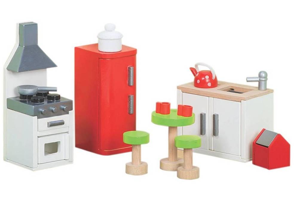 Набор мебели Le Toy Van ME052 Сахарная слива - Кухня