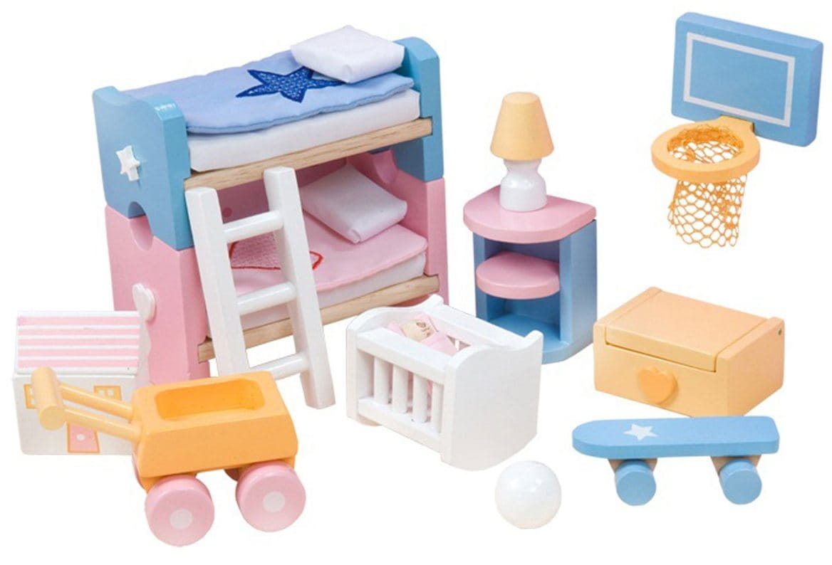 Набор мебели Le Toy Van ME054 Сахарная слива - Детская