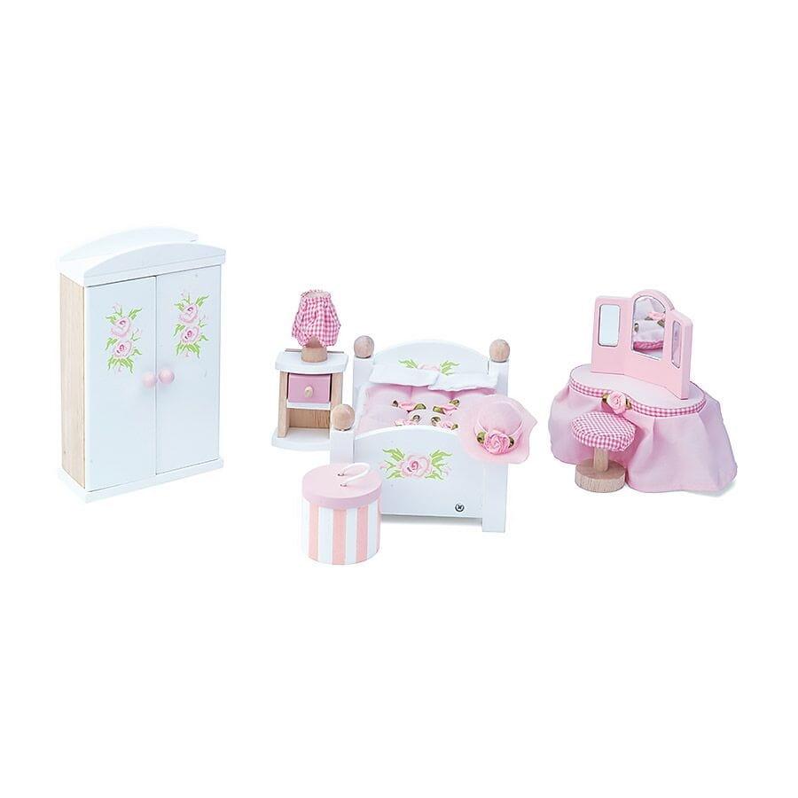 Набор мебели Le Toy Van ME057 Бутон розы - Спальня