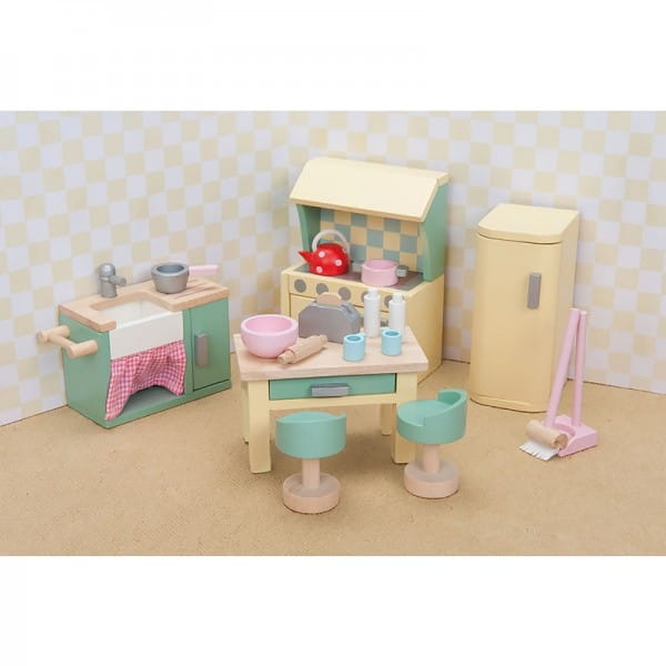 Набор мебели Le Toy Van Бутон розы - Кухня