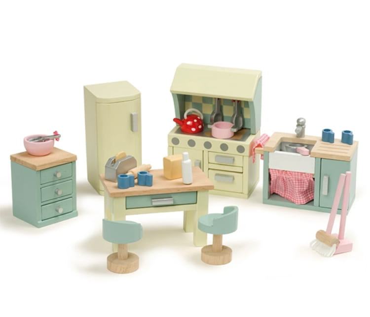 Набор мебели Le Toy Van ME059 Бутон розы - Кухня
