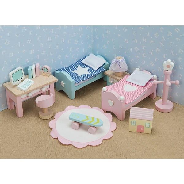 Набор мебели Le Toy Van Бутон розы - Детская