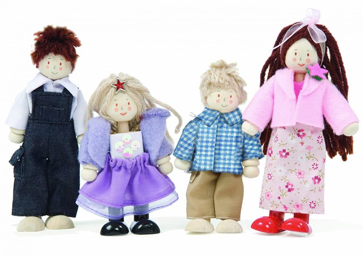 Набор кукол Le Toy Van Кукольная семья