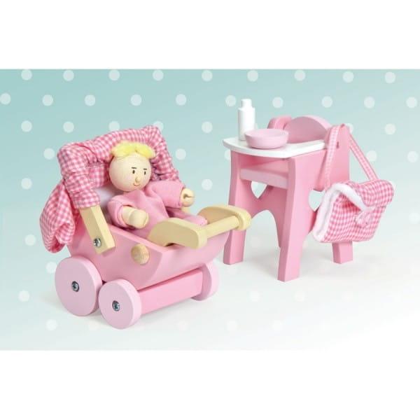 Купить Набор мебели Le Toy Van Детская в интернет магазине игрушек и детских товаров