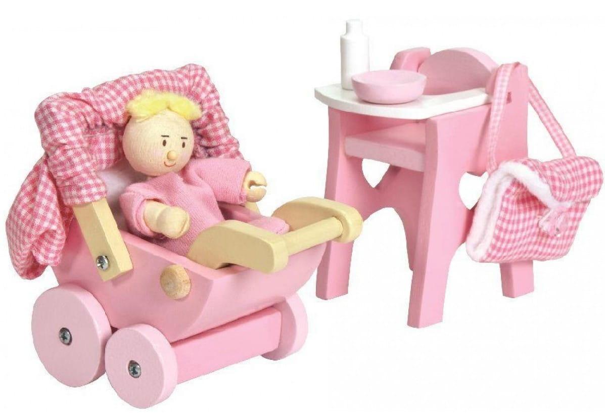 Набор мебели Le Toy Van ME044 Детская