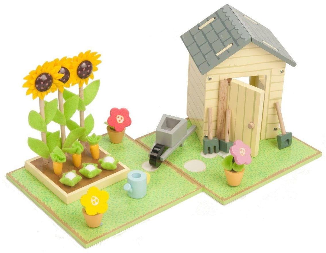 Игровой набор Le Toy Van ME077 Цветущий сад