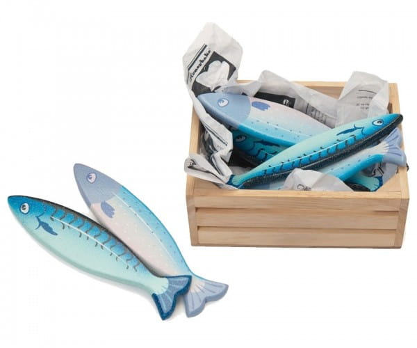 Игровой набор Le Toy Van Свежая рыба