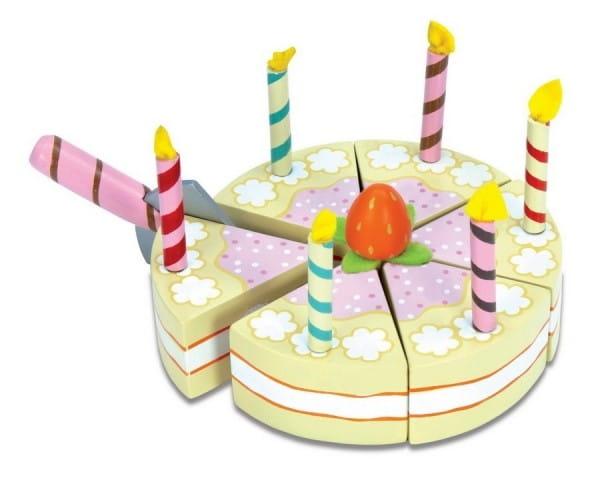 Игровой набор Le Toy Van TV273 Праздничный торт