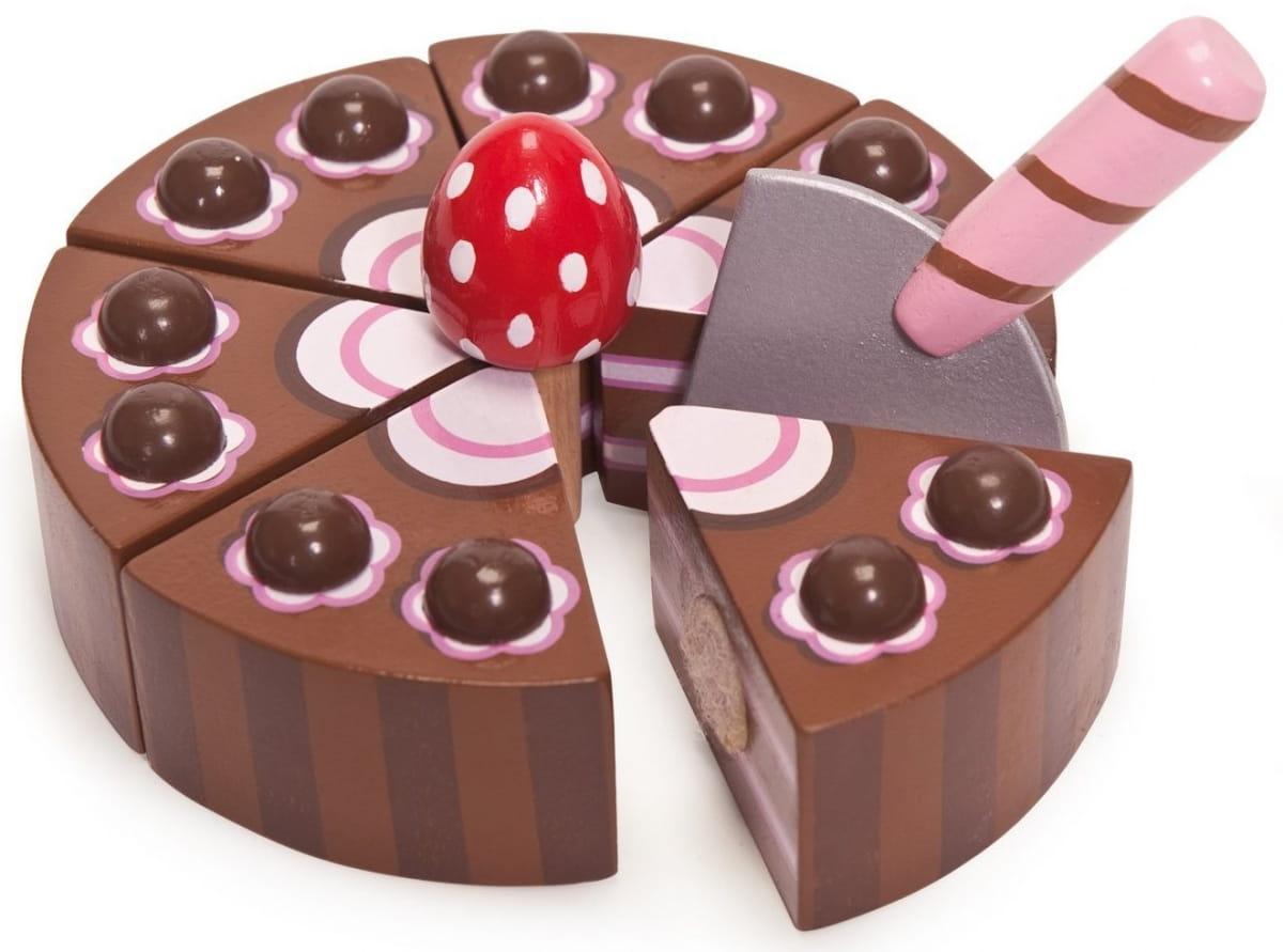 Игровой набор Le Toy Van TV277 Шоколадный торт