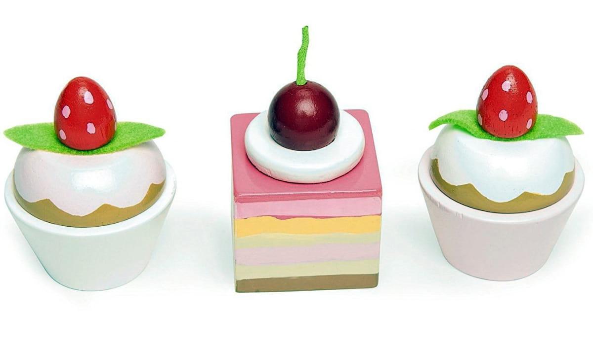 Игровой набор пирожных Le Toy Van TV278