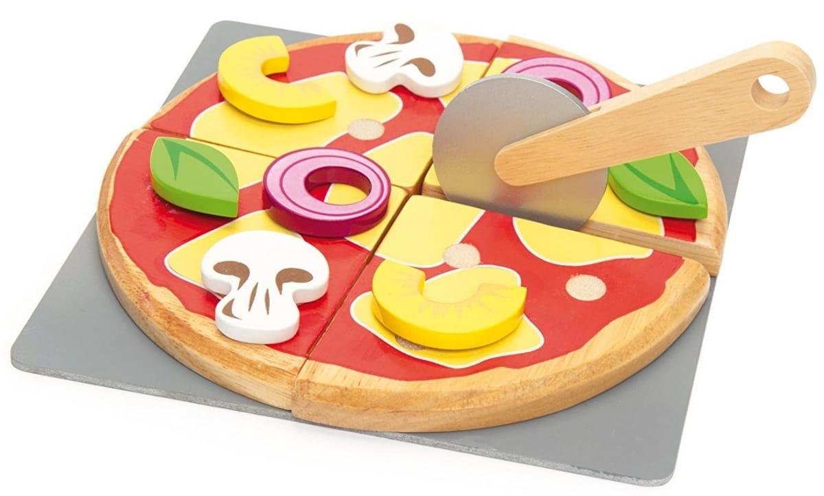 Игровой набор Le Toy Van TV279 Приготовь свою пиццу