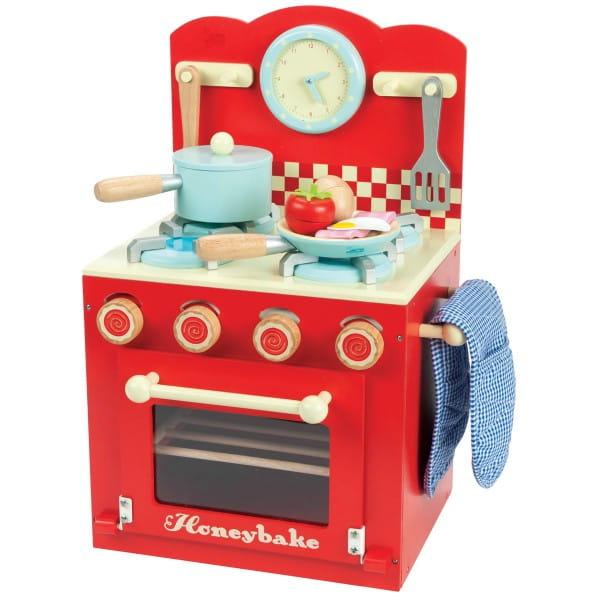 Купить Игровой набор Le Toy Van Кухонная плита в интернет магазине игрушек и детских товаров