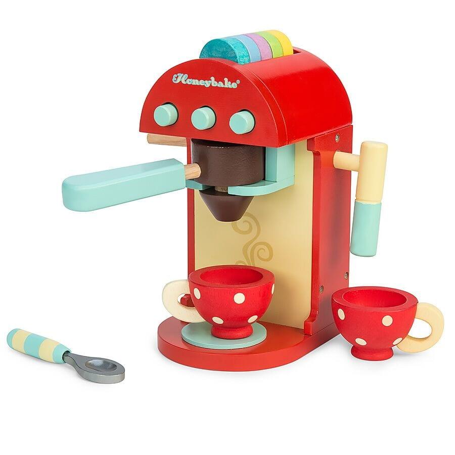 Игровой набор Le Toy Van Кофе-машина