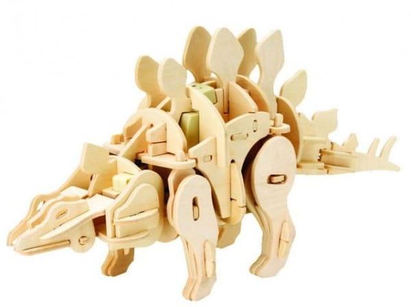 Купить Сборный робот Good Hand Robotic Стегозавр (75 деталей) в интернет магазине игрушек и детских товаров