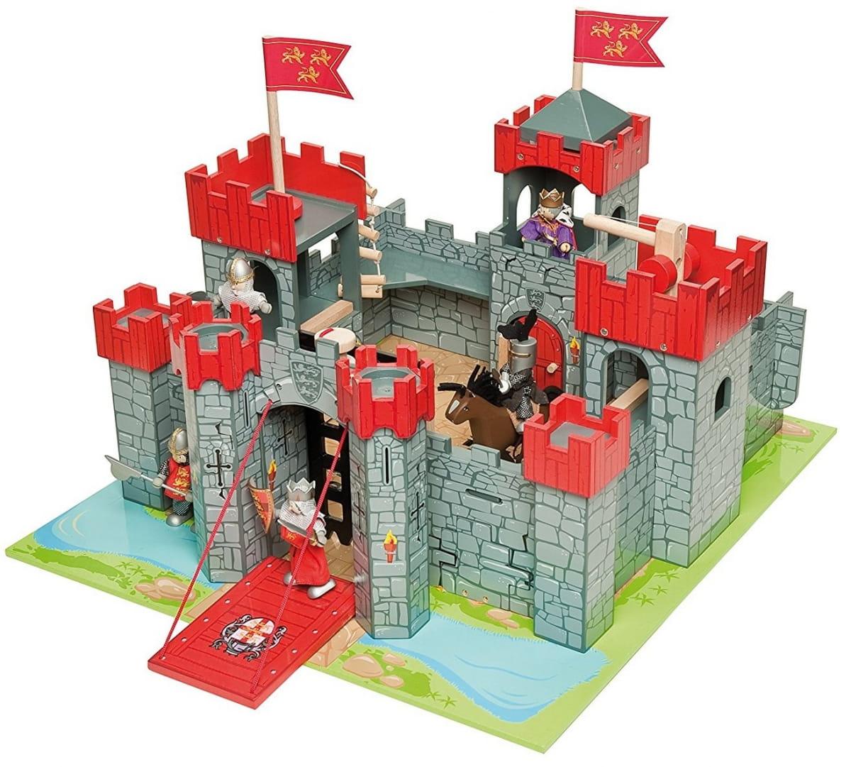 Рыцарский замок Le Toy Van Львиное сердце