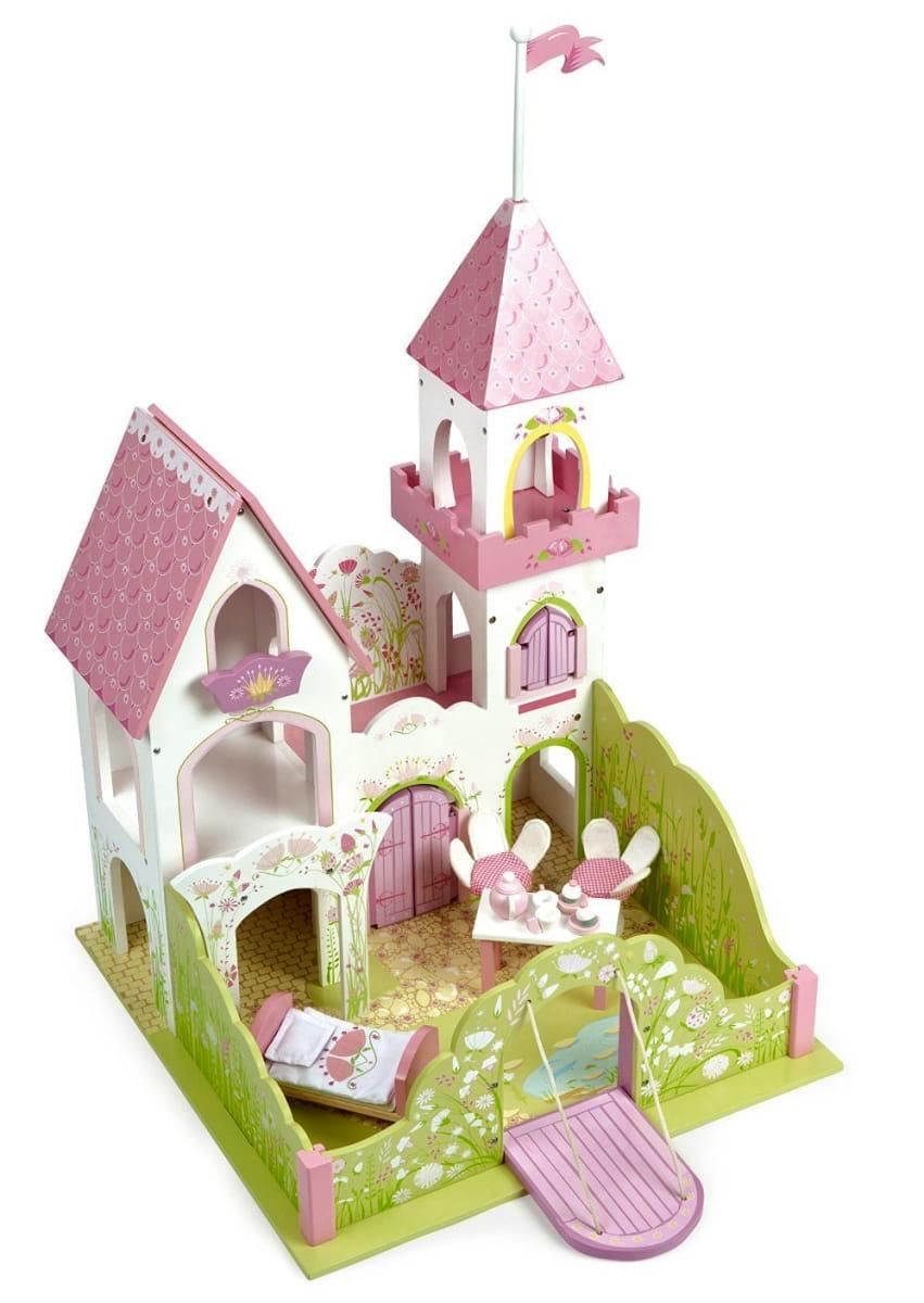 Кукольный домик Le Toy Van TV641 Дворец красавицы-феи