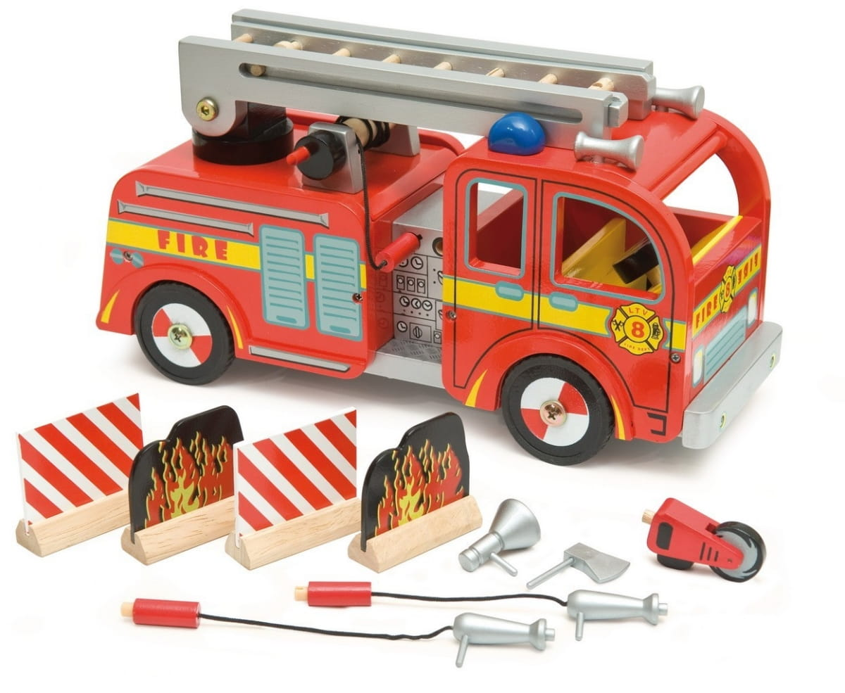 Игровой набор Le Toy Van TV427 Пожарная машина